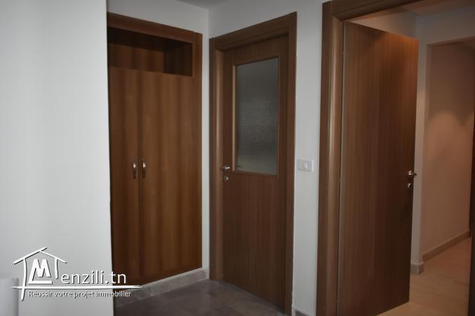 un appartement s+3 à jardin d'el menzah 2