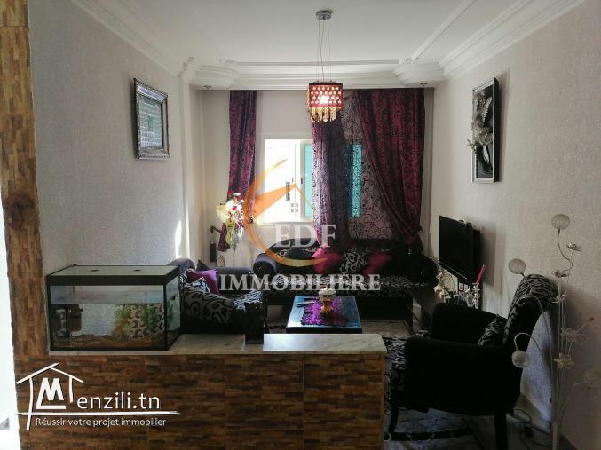 Ref 2218 : Une vaste maison en duplexe à cité yassmin bizerte