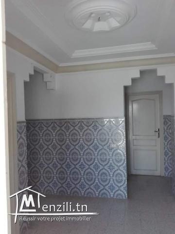 A Louer une villa s+3 avec garage -cité olympique bouhsina sousse