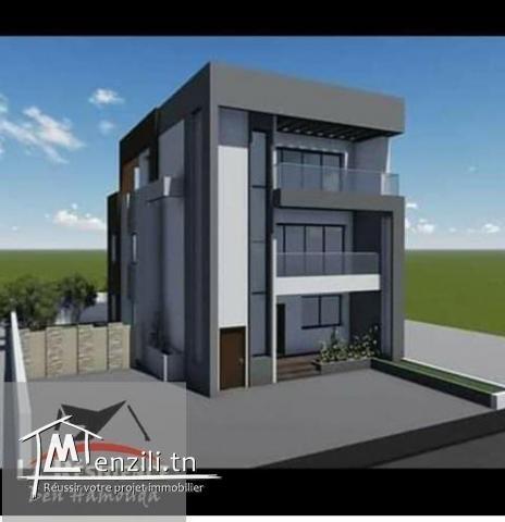 Réf:M117 A vendre un immeuble neuf vue sur mer.