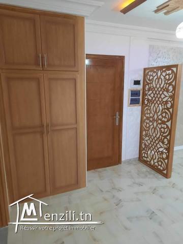 un appartement neufs situé à cité tahrir