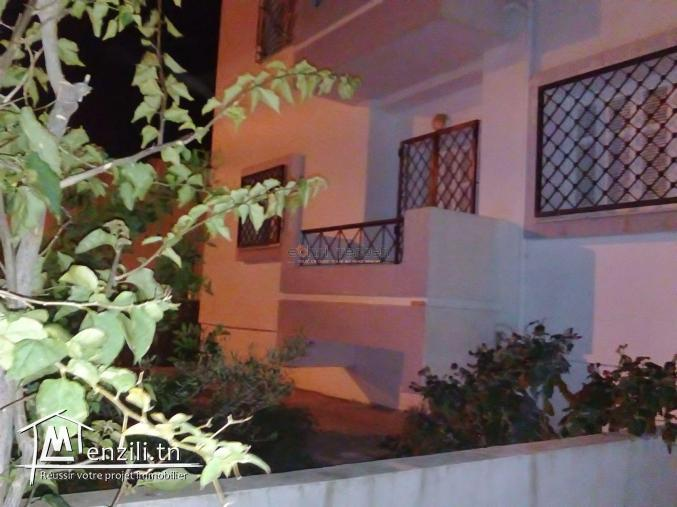 Appartement  s2 el agba tunis