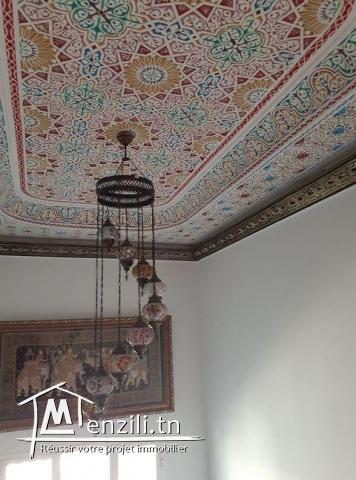 une belle villa  à ibn sina