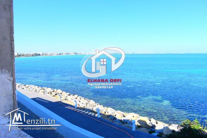 exceptionnelle maison avec vue sur mer à borjerras