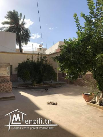Vieille maison marché Hammam Sousse