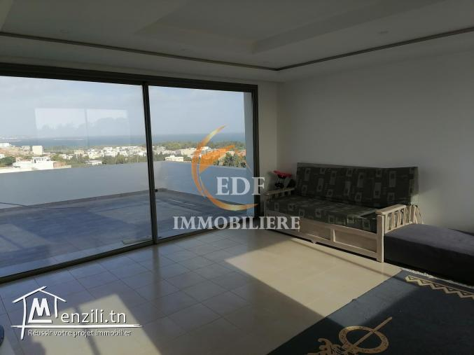 Réf 2221 : Une superbe villa style américain à Menzel jemil