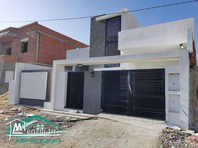 Maison 250 m² haute standing à Hammam ghzeez