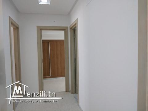 Villa en s+3 de 130m² sur un terrain de 230m²à Cité Wafa