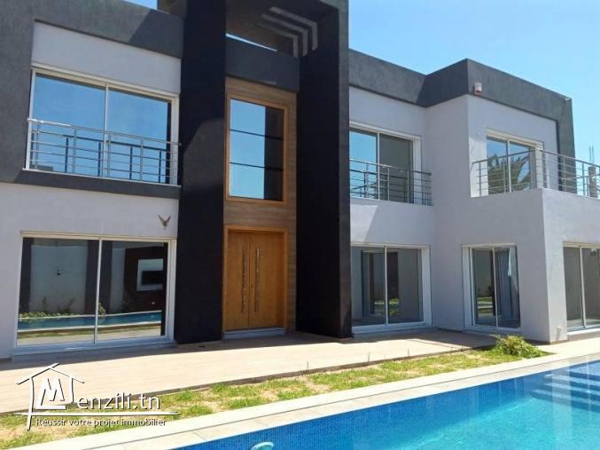 Villa de maître à vendre a Djerba Tunisie