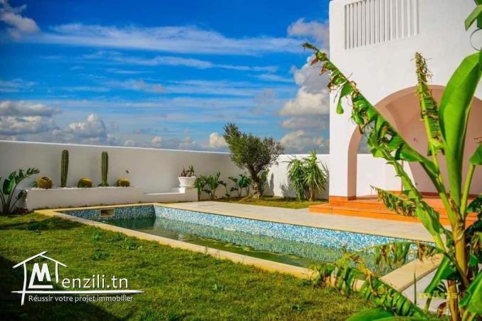 Villa de 400m² avec surface habitable de 280m²