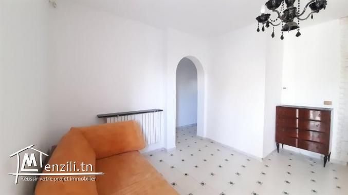 Maison à louer S+3 non meublée à AFH à Manaret Hammamet