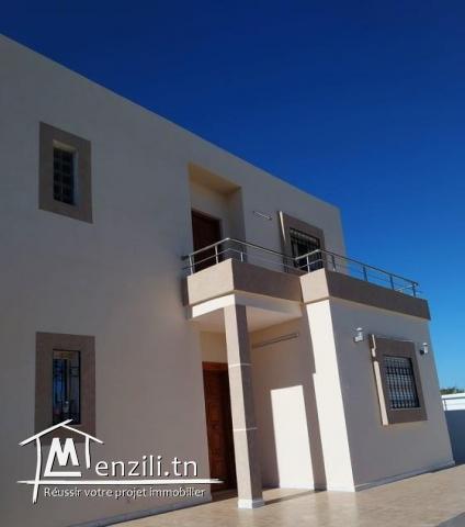 Villa à vendre située a proximité de Bourgo Mall Djerba V443