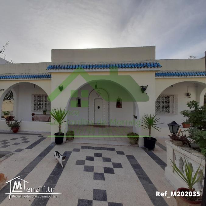 A Vendre maison à Mornag, cité El Abaab