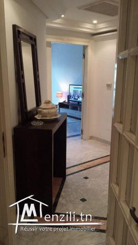 Appartement retapé à neuf de très bon standing