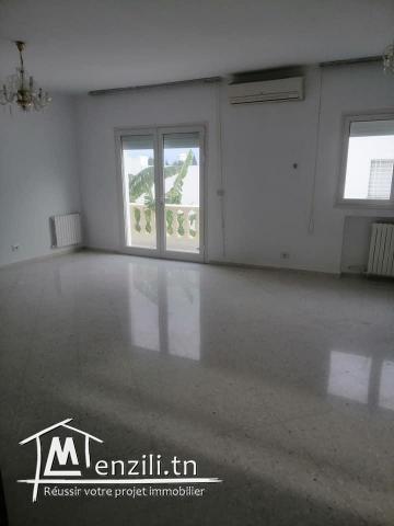 Etage de Villa S+4 Manar 3 location