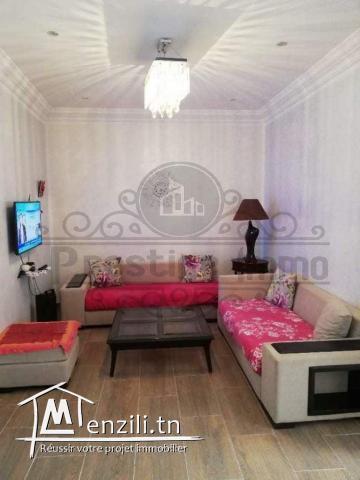 villa meublé