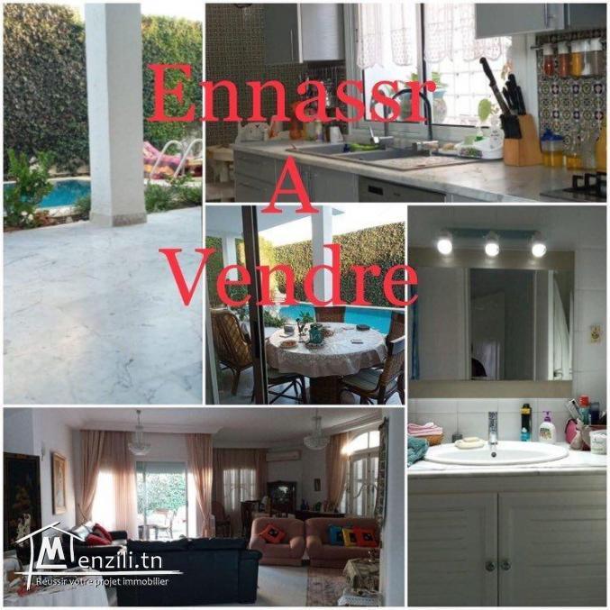 Villa  Ennasser à vendre
