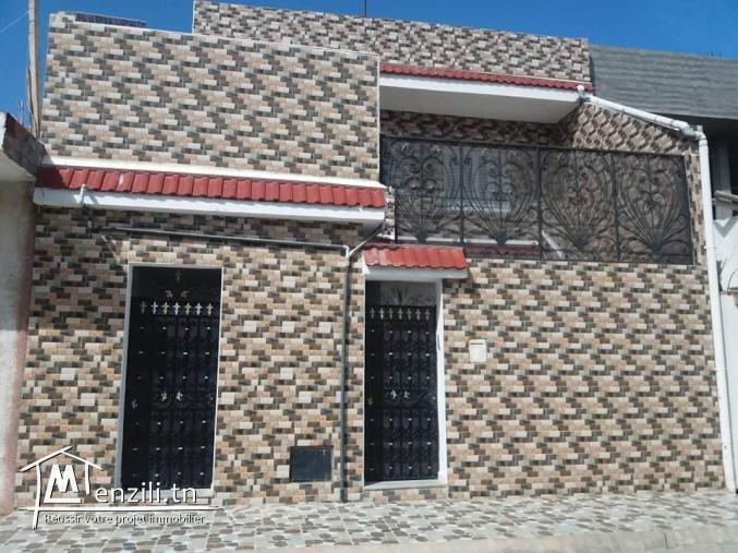 2 maisons à  vendre