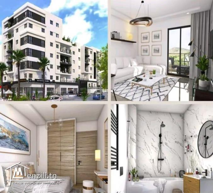Des appartements neufs à Riadh El Andalous