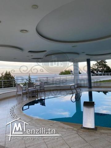 LRV088 villa haut standing avec piscine