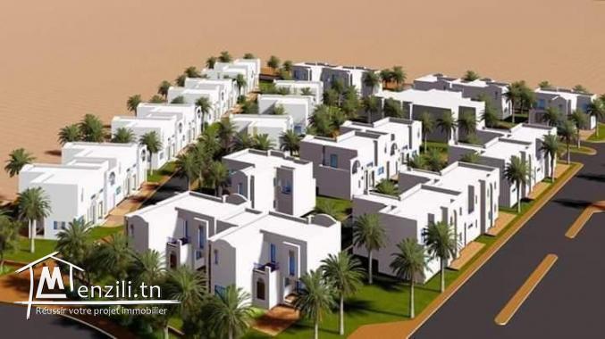 Villa duplex gros œuvre