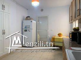 Appartement S+2 à vendre