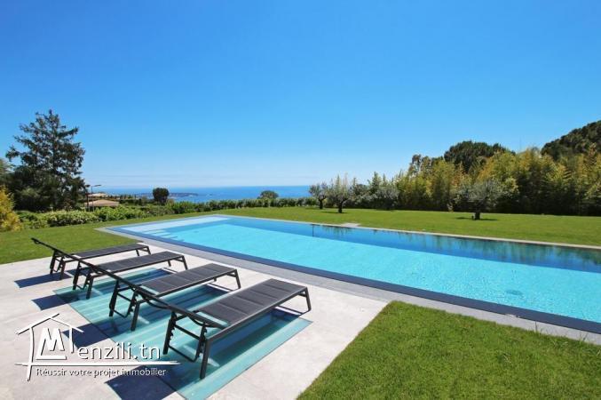 Vente Villa de luxe à Gammarth