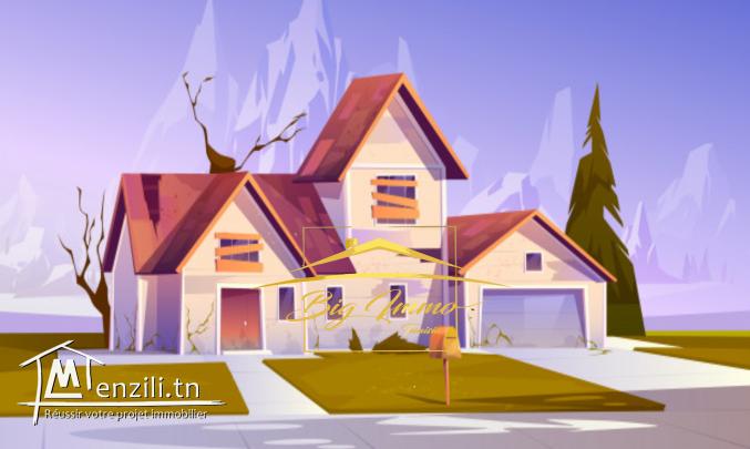 Coquette maison à vendre à sahloul