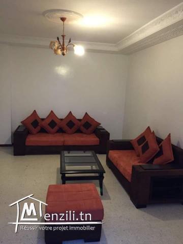 Appartement S+1 à MENZAH 7
