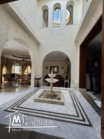belle villa sur 3 niveaux a medina jadida