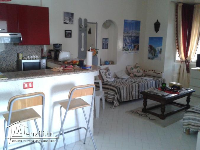 Magnifique appartement meublé 2pièces Port El Kantaoui