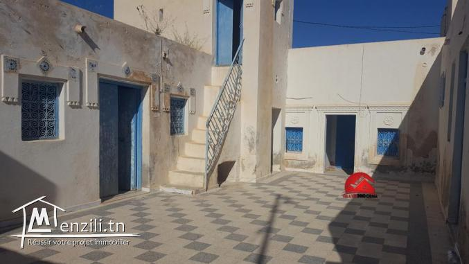 A VENDRE HOUCH DJERBIEN - RÉF H431 - Djerba
