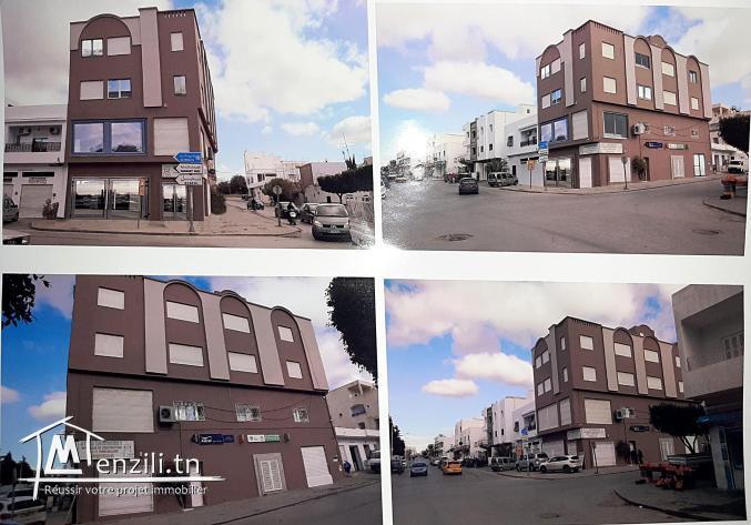 Immeuble à louer à Hammamet