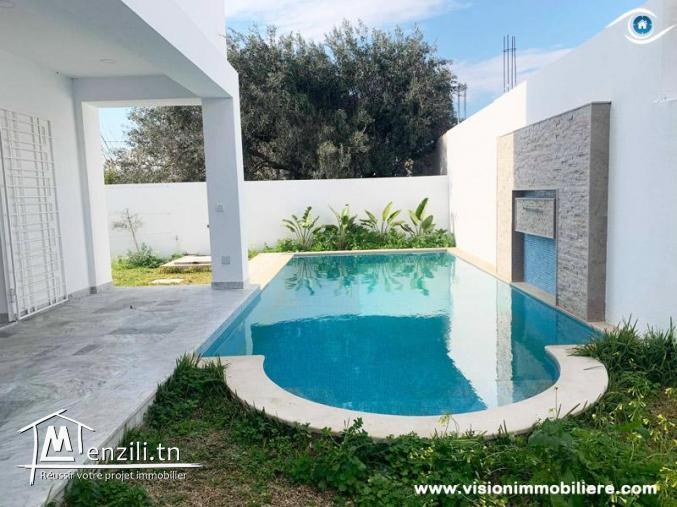 Location Villa Lina S+4