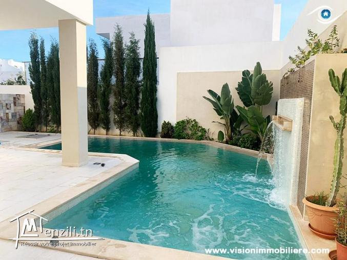 Location Villa Manuella S+5