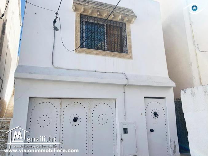 Vente Maison Arabe S+2