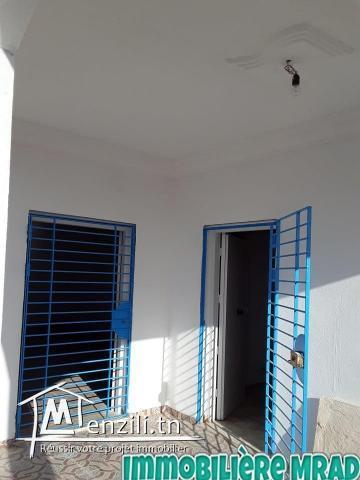 AV une belle villa à hammamet SIDI HAMED