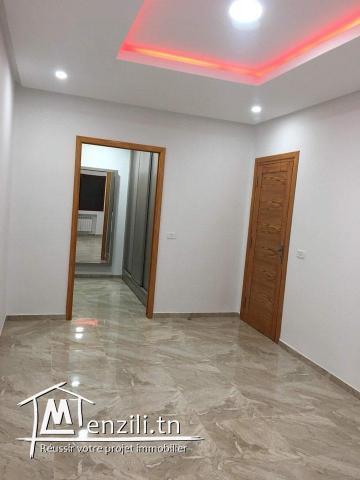 étage de villa