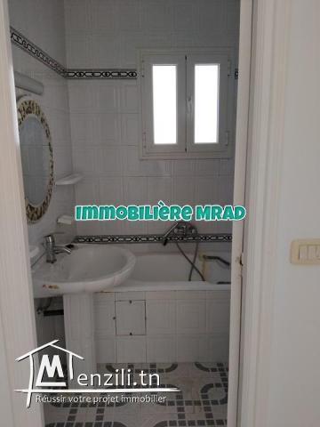 AV  trois appartements de type S+2 et S+3  à beni khiar Nabeul