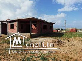 Une Etage Villa  en cour de construction