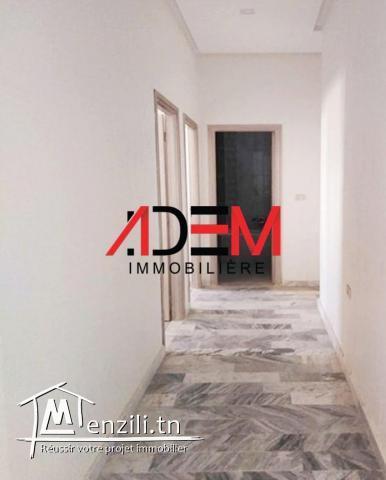 Appartement de 115 m² de bon standing