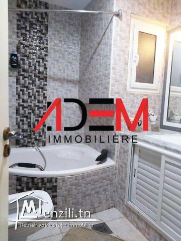 Spacieux appartement S3