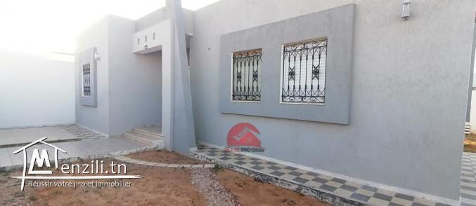 LOCATION DE MAISON VIDE - L590 - Djerba
