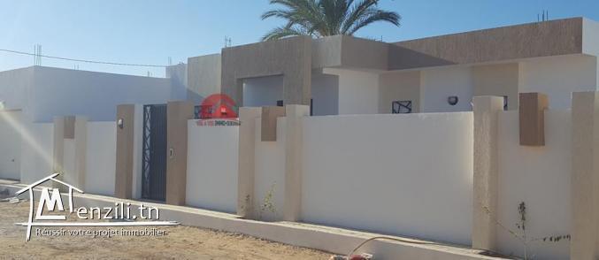 LOCATION MAISON SANS MEUBLES - L567 - Djerba H.souk