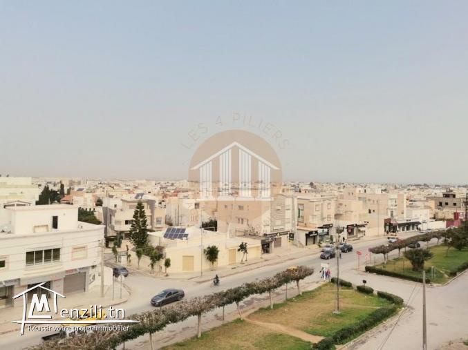 A Vendre-Un Appartement S 3 de 138m² à Boumhal Belair