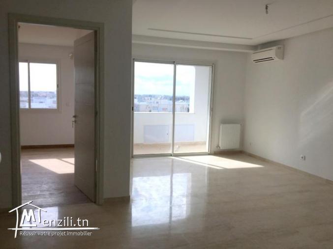A LOUER - Un Appartement S 2 de 107m² à Boumhal EL Bassatine