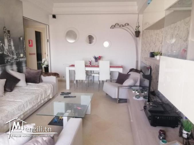 A vendre un S 2 de 123 m² à Boumhel Carrefour