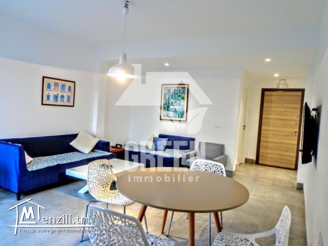 """A louer appartement """" franco """" à 5 minutes de la plage"""