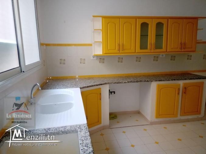 Réf : L247 Appartement à corniche Bizerte.