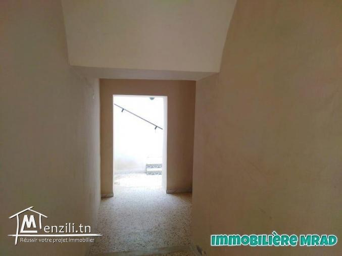 AV une belle maison s+2 a Hammamet centre-ville
